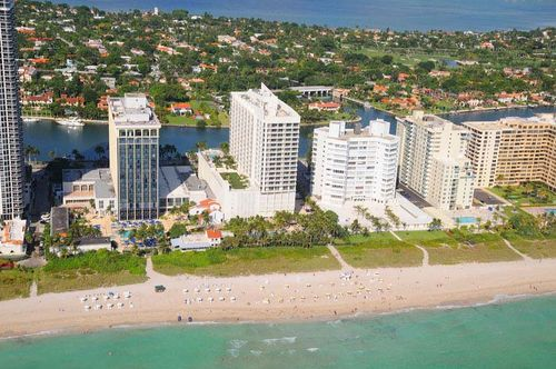 Grand Beach Hotel on Miami Beach