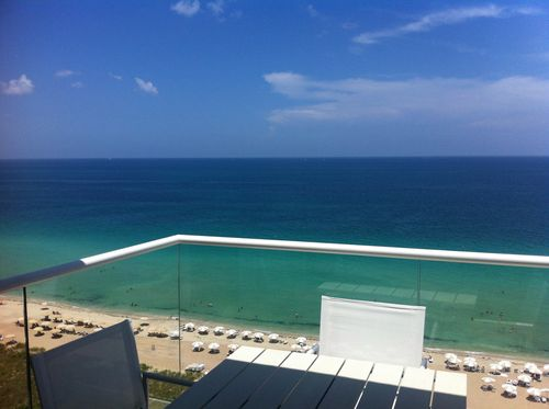 Oceanfront Suite at Grand Beach Hotel surfside