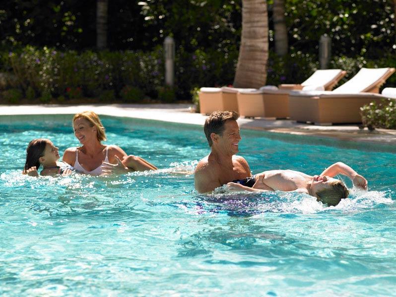 Grand Beach Hotel Family Vacation