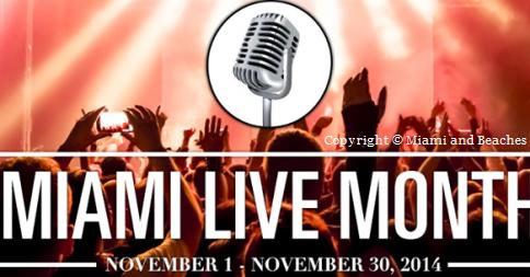 Miami Live Month 2014