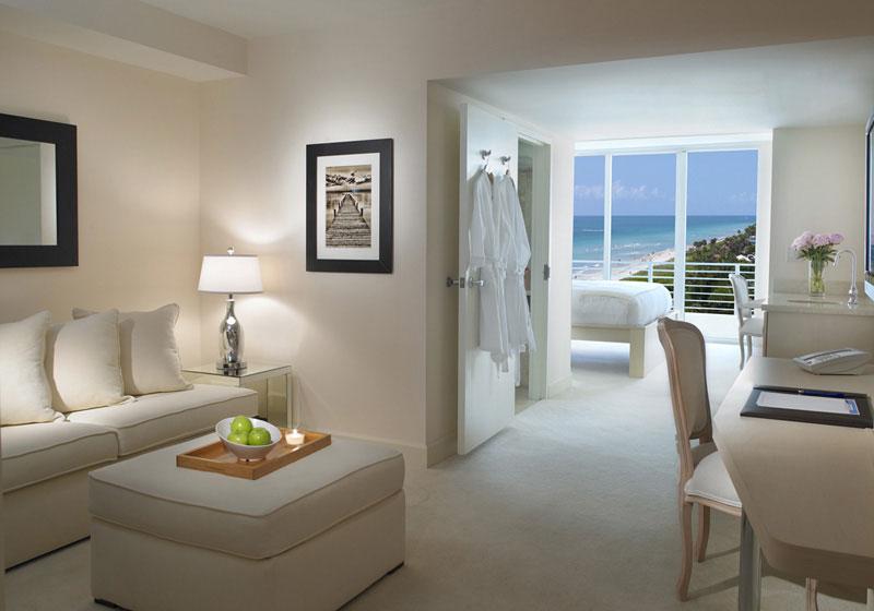 Grand Beach Hotel Miami Beach. King Partial Ocean View Suite