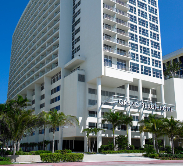 Miami International Airport To Grand Beach Hotel Surfside