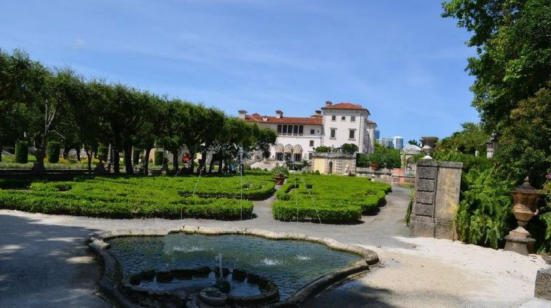 Getting To Know Miami Beach Vizcaya Museum Gardens Grandbeachmiami