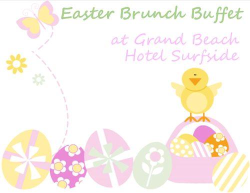 GBS. Easter Brunch 2015 - Copy