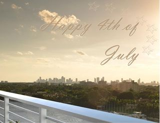 4th of July weekend on Miami Beach edit