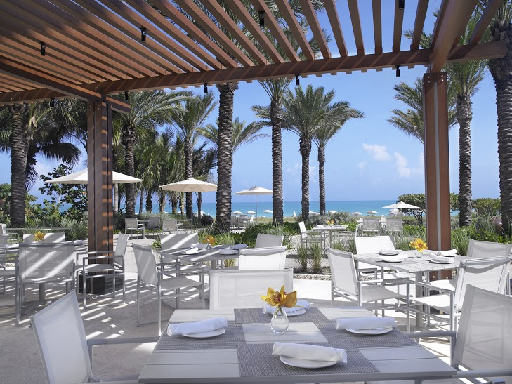Grand Beach Hotel Surfside Outdoor Dining