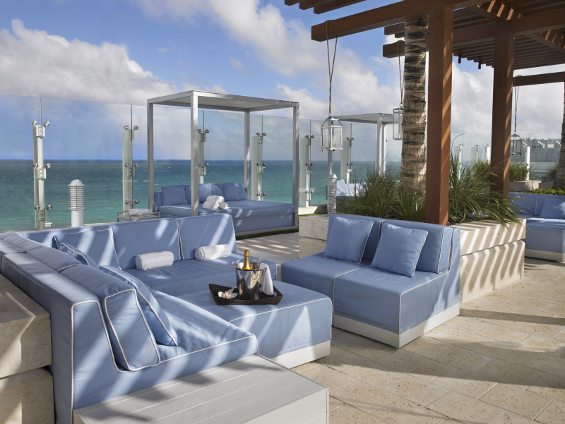 Grand Beach Hotel Surfside. Sky Deck