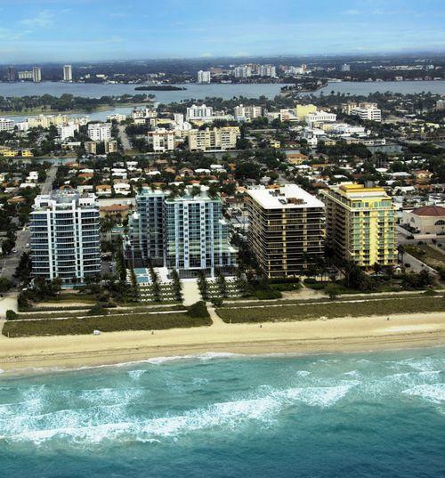 Grand Beach Hotel Surfside. Town of Surfside Florida.