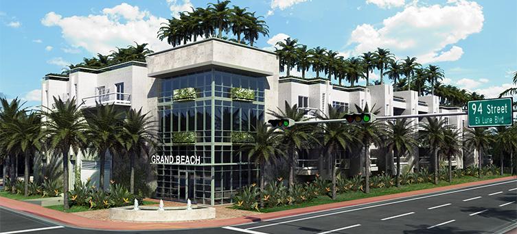 Grand Beach Hotel Surfside West