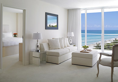 Your suite at the grand beach hotel surfside grandbeachmiami - 2 bedroom hotel suites in miami south beach ...