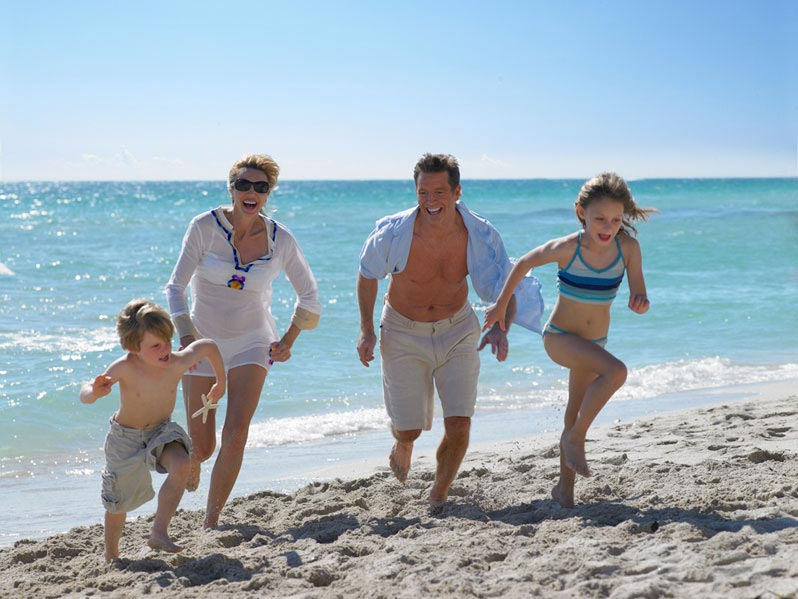 Grand Beach Hotel Miami family vacation