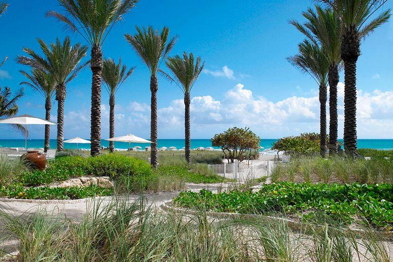 Grand Beach Hotel Surfside Beach Access