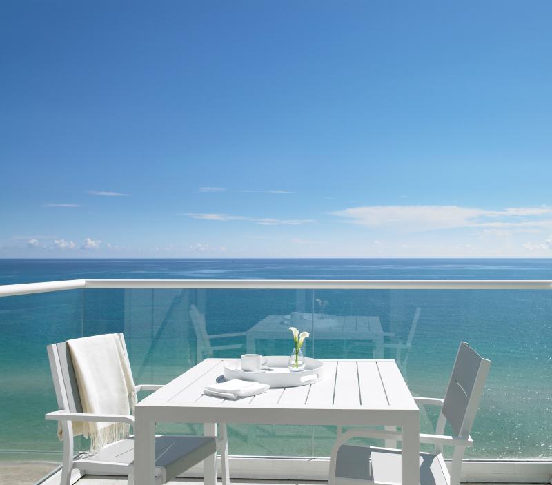 November 21st. Grand Beach Hotel Surfside. Oceanfront Suite.