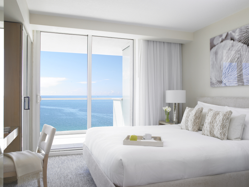 Grand Beach Hotel Surfside. Oceanfront Suite